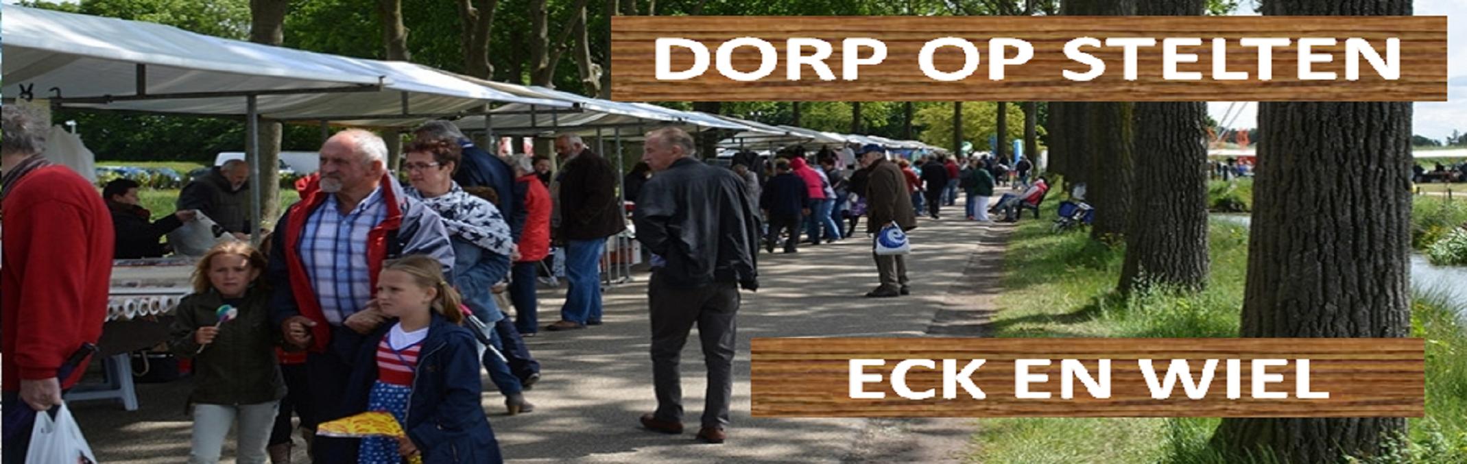 Voorjaarsmarkt Eck en Wiel