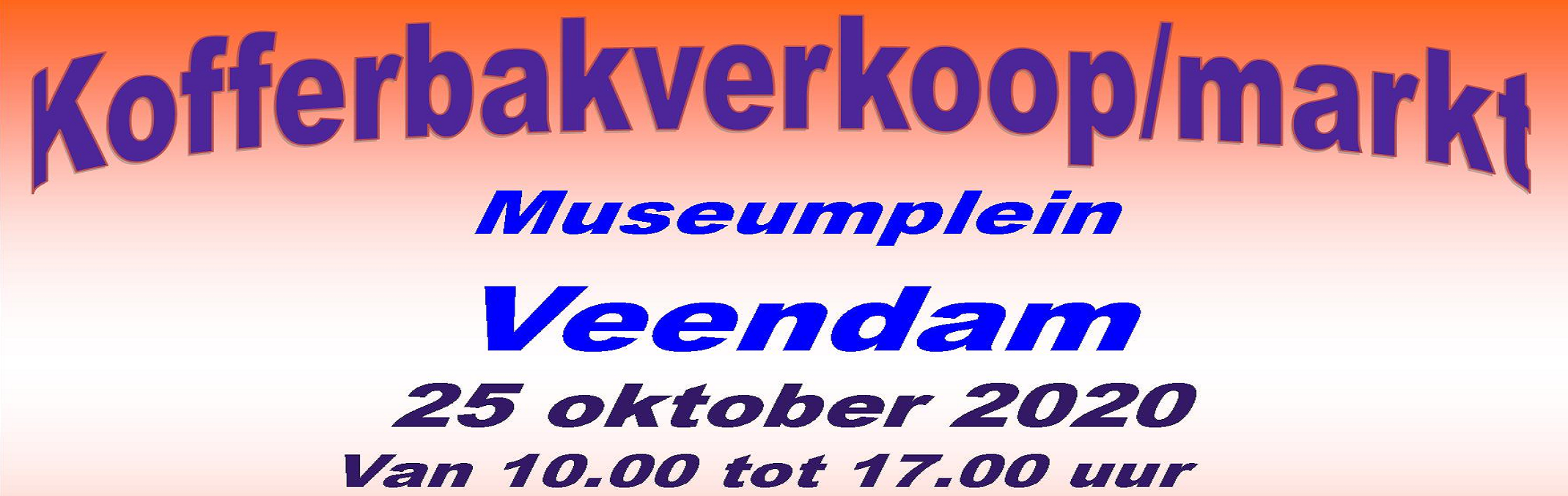 Kofferbakmarkt Veendam