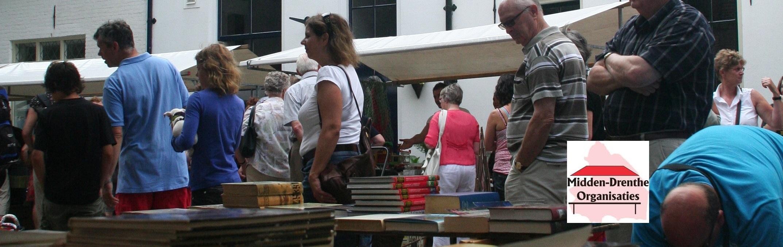 Boekenmarkt Diever