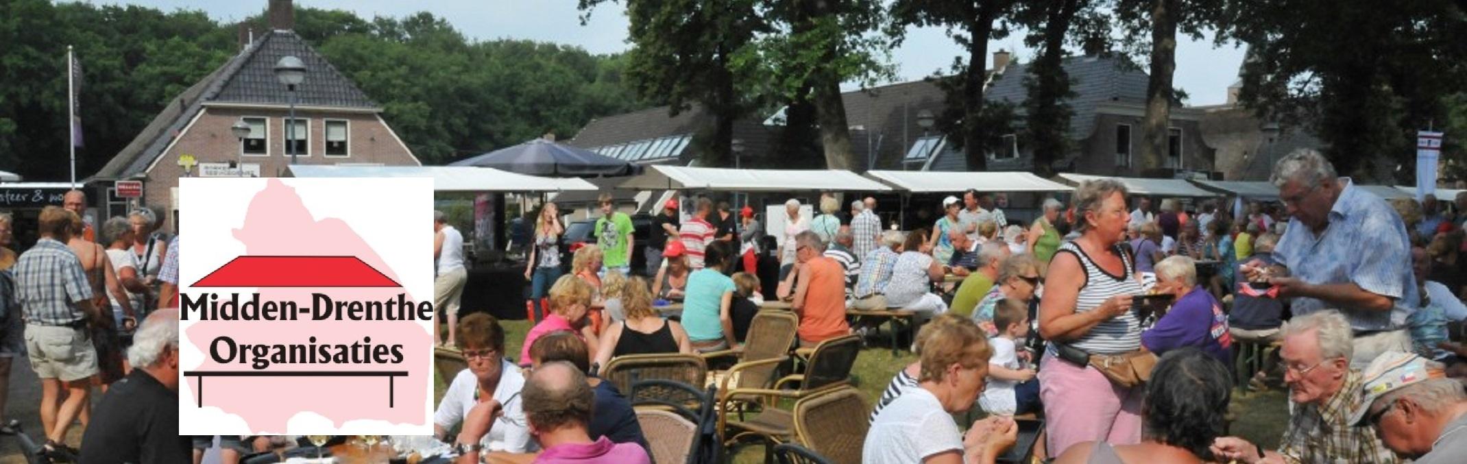 Braderie en Vlomarkt Westerbork