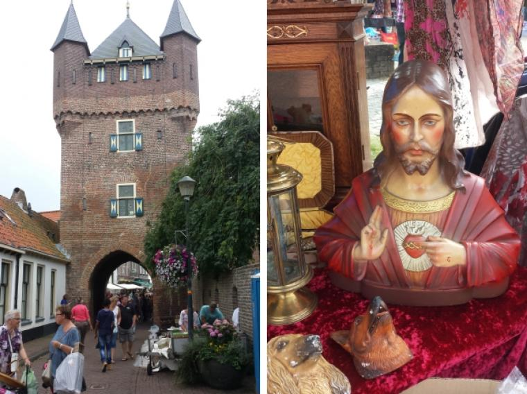 Hattem-rommelmarkt-Jezusbeeld