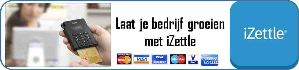 iZettle advertentie
